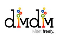 Dimdim_logotypeblacktext
